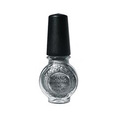Лак для ногтей Konad Special Nail Polish S53 11 мл (Цвет S53 Powdery Silver variant_hex_name 70787B)