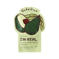 �������� ����� Tony Moly I'm Real Avocado Mask Sheet (����� 21 ��)