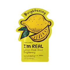�������� ����� Tony Moly I'm Real Lemon Mask Sheet (����� 21 ��)
