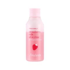Эмульсия Tony Moly Молочко Fondante Strawberry Milk All In Rizer (Объем 150 мл)