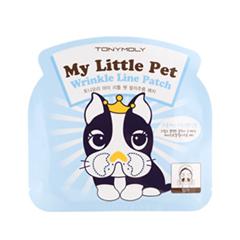 Патчи для носа Tony Moly Патчи для носогубных складок My Little Pet Wrinkle Line Patch
