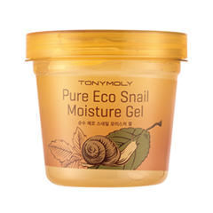 Уход Tony Moly Pure Eco Snail Moisture Gel 90% (Объем 300 мл)