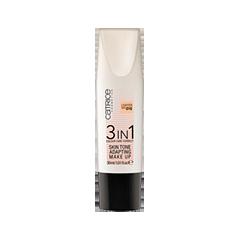 ��������� ������ Catrice 3 in 1  Skin Tone Adapting Make Up (���� 010 Lighter Skin)