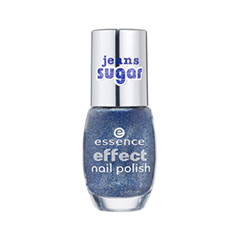 ���� ��� ������ � ��������� essence Effect Nail Polish 07 (���� 07 Blue-Jeaned)