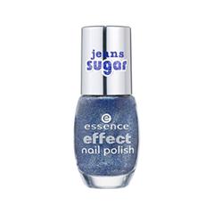 Лаки для ногтей с эффектами essence Effect Nail Polish 07 (Цвет 07 Blue-Jeaned variant_hex_name 42536C)
