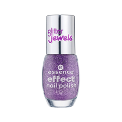 Лаки для ногтей с эффектами essence Effect Nail Polish 11 (Цвет 11 Party Crasher variant_hex_name 7E6195)