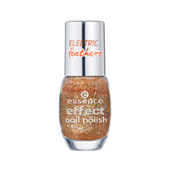 Лаки для ногтей с эффектами essence Effect Nail Polish 19 (Цвет 19 Gold Fingers variant_hex_name BD9C76)