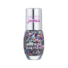 ���� ��� ������ � ��������� essence Effect Nail Polish 24 (���� 24 Party Never Ends)