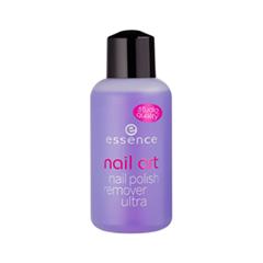 �������� ��� ������ ���� essence Nail Art Nail Polish Remover Ultra