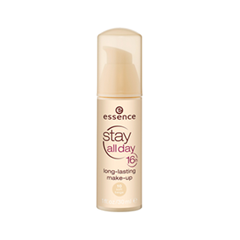 ��������� ������ essence Stay All Day 16h Long-Lasting Make-Up 10 (���� 10 Soft Beige)