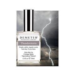 Одеколон Demeter «Гроза» (Thunderstorm) (Объем 30 мл) одеколон demeter сад после дождя wet garden объем 30 мл