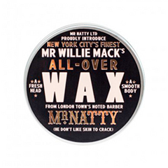�������� Mr. Natty Willie Mack�s All-Over Wax (����� 100 ��)