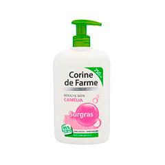 Гель для душа Corine de Farme Douche soin Camelia Surgras (Объем 750 мл)