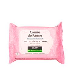 Снятие макияжа Corine de Farme Салфетки Lingettes Demaquillantes