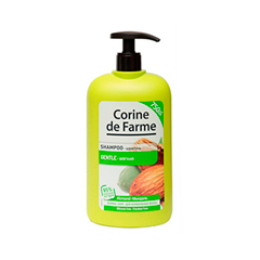 Шампунь Corine de Farme Shampoo Mild with Almond (Объем 750 мл)