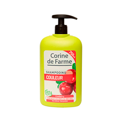 Шампунь Corine de Farme Shampoo With Cranberry Extract (Объем 750 мл)