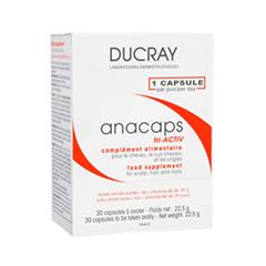 Волосы Ducray Активная добавка No 30 Anacaps tri-ACTIV