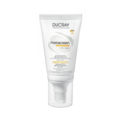 Защита от солнца Ducray Фотозащитный крем Melascreen Photoprotection Creme Legere SPF50+ (Объем 40 мл)