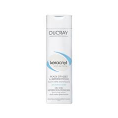 Акне Ducray Очищающий лосьон Keracnyl Lotion Purifiante (Объем 200 мл)