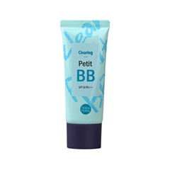 BB крем Holika Holika Clearing Petit BB. Soft & Silky SPF30 PA++ (Объем 30 мл) bb крем the skin house multi function smart bb spf30 pa объем 30 мл