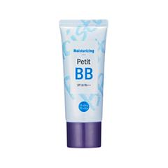 BB крем Holika Holika Moisturel Petit BB. Moist & Resilient SPF30 PA++ (Объем 30 мл) holika holika one solution super energy ampoule moisturizing объем 30 мл