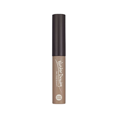 Тушь для бровей Holika Holika Wonder Drawing 1 Second Finish Browcara 01 (Цвет 01 Natural Brown variant_hex_name 78502C) окрашивание бровей holika holika wonder drawing cushion tint brow 02 цвет 02 dark brown variant hex name 714600