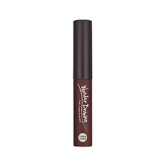 Брови Holika Holika Тушь для бровей Wonder Drawing 1 Second Finish Browcara 03 (Цвет 03 Red Brown variant_hex_name 6B3227) окрашивание бровей holika holika wonder drawing cushion tint brow 02 цвет 02 dark brown variant hex name 714600