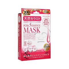 Тканевая маска Japan Gals Маска с керамидами Pure 5 Essential 30 шт.