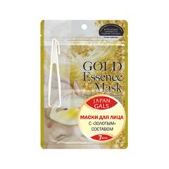 �������� ����� Japan Gals Gold Essence Mask 7 ��.