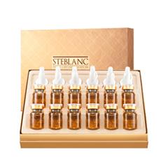 Антивозрастной уход Steblanc by Mizon Сыворотка Gold Perfection Ampoule (Объем 12*7 мл)