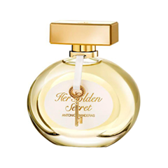 Туалетная вода Antonio Banderas Her Golden Secret (Объем 80 мл Вес 100.00) antonio banderas her secret w edt 80 мл