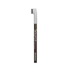 Карандаш для глаз Bourjois Sourcil Precision 08 (Цвет 08 Brun Brunette variant_hex_name 342923 Вес 10.00) карандаш для бровей chado mine de rien 360 цвет 360 brun variant hex name 665a4e