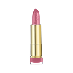 Помада Max Factor Colour Elixir Lipstick 510 (Цвет 510 English Rose variant_hex_name BA5959) max factor colour elixir lipstick 827 цвет 827 bewitching coral