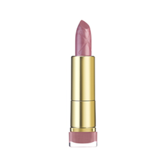 Помада Max Factor Colour Elixir Lipstick 610 (Цвет 610 Angel Pink variant_hex_name D4A3A3) max factor colour elixir lipstick 827 цвет 827 bewitching coral