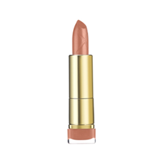 Помада Max Factor Colour Elixir Lipstick 730 (Цвет 730 Flushed Fuchsia variant_hex_name C8847C)
