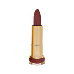 Помада Max Factor Colour Elixir Lipstick 755 (Цвет 755 Firefly variant_hex_name 854141) блеск для губ colour elixir тон 45 max factor цвет lux berry