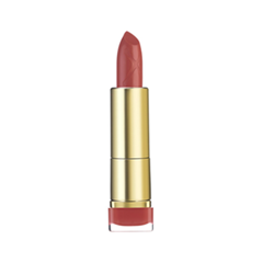Помада Max Factor Colour Elixir Lipstick 825 (Цвет 825 Pink Brandy variant_hex_name B5342D)