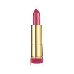 Помада Max Factor Colour Elixir Lipstick 830 (Цвет 830 Dusky Rose variant_hex_name C25164) max factor colour elixir lipstick 827 цвет 827 bewitching coral
