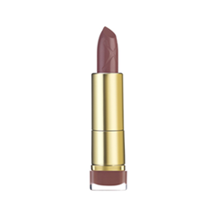 Помада Max Factor Colour Elixir Lipstick 833 (Цвет 833 Rosewood variant_hex_name 8C4A46) туши max factor тушь с эффектом накладных ресницfalse lash effect epic black brown