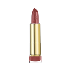 Помада Max Factor Colour Elixir Lipstick 837 (Цвет 837 Sunbronze variant_hex_name 753931)