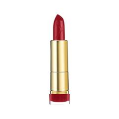 Помада Max Factor Colour Elixir Lipstick 853 (Цвет 853 Chilli variant_hex_name B31E24) globo 54853