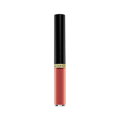 Жидкая помада Max Factor Lipfinity 215 (Цвет 215 Contstantly Dreamy variant_hex_name BD564F) помады max factor lipfinity lip colour стойкая помада с двухступенчатым нанесением 015 ethereal