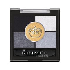 Тени для век Rimmel Glameyes Hd 5-colour Eyeshadow 021 (Цвет 021 Golden Eye variant_hex_name EAAC00)