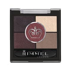 Тени для век Rimmel Glam'eyes Hd 5-colour Eyeshadow 022 (Цвет 022 Brixton Brown variant_hex_name 983222) тени rimmel тени для век 022