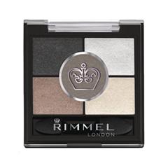 Тени для век Rimmel Glameyes Hd 5-colour Eyeshadow 023 (Цвет 023 Foggy Grey variant_hex_name 766A62)