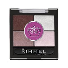 Тени для век Rimmel Glameyes Hd 5-colour Eyeshadow 024 (Цвет 024 Pinkadilly Circus variant_hex_name E0119E)