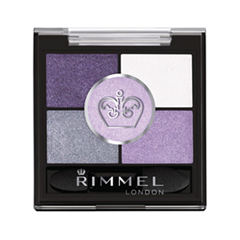Rimmel Glam'eyes Hd 5-colour Eyeshadow 025 (Цвет 025 Victoria's Purple)