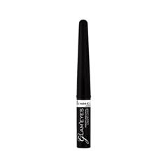 �������� Rimmel Glam`eyes Professional Liquid Liner 001 (���� 001 Black Glamour)