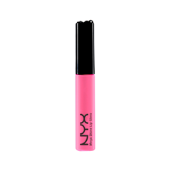 ����� ��� ��� NYX Mega Shine Lip Gloss 150 (���� 150 Juicy Pink)