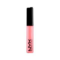 NYX Mega Shine Lip Gloss 162 (Цвет 162 Nude Peach)
